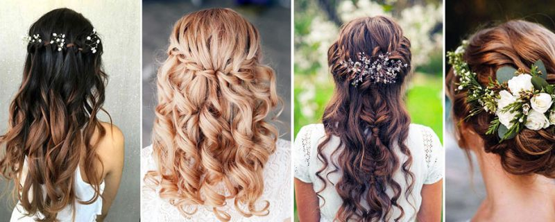 How to Create 4 Bridal Braid Hairstyles | Lanzarote Wedding