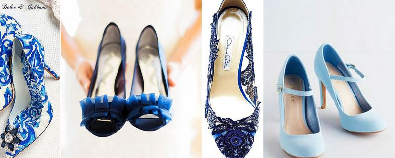 2017 Wedding Shoe Trends