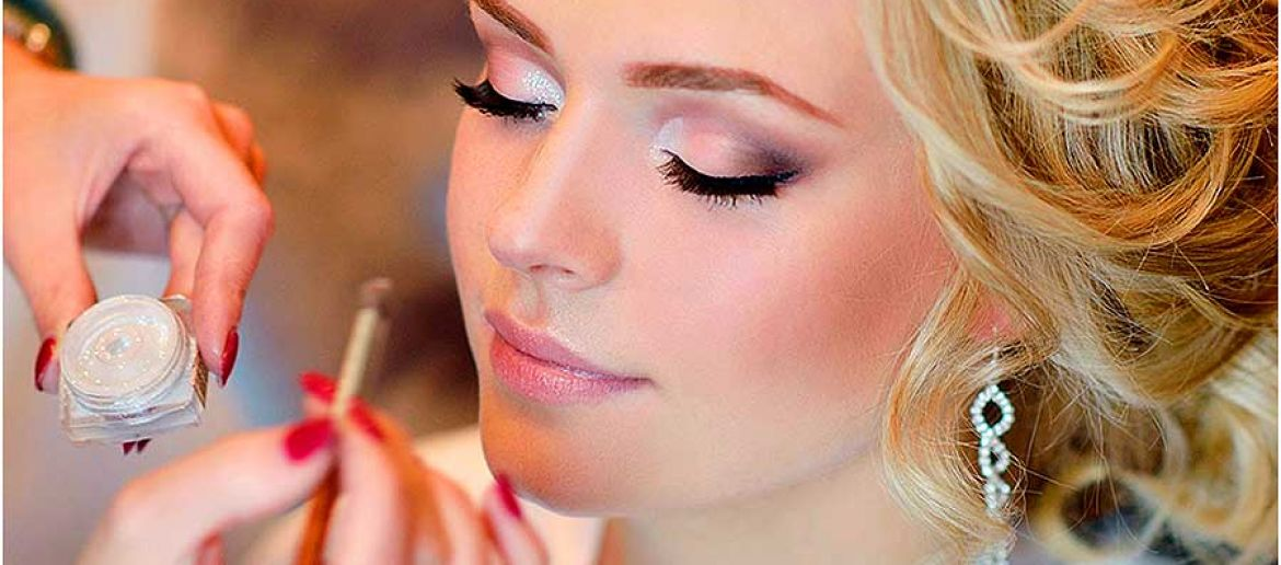 Natural bride, avant-garde makeup for your wedding