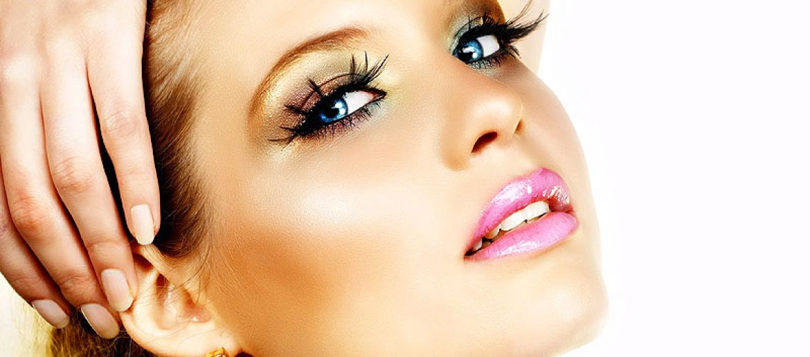 Trends in makeup for brides in 2015