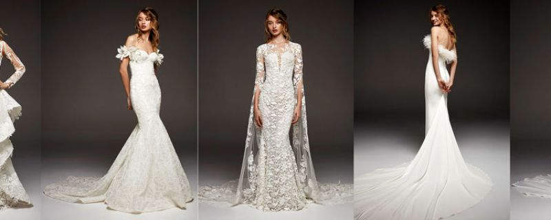 The expected collection Advance Pronovias 2019.