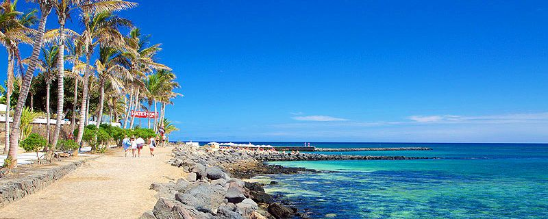 Lanzarote, an ideal place for your Big Day