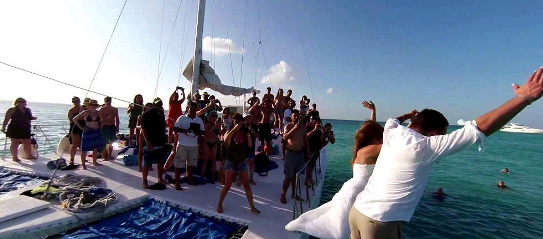 Weddings on board