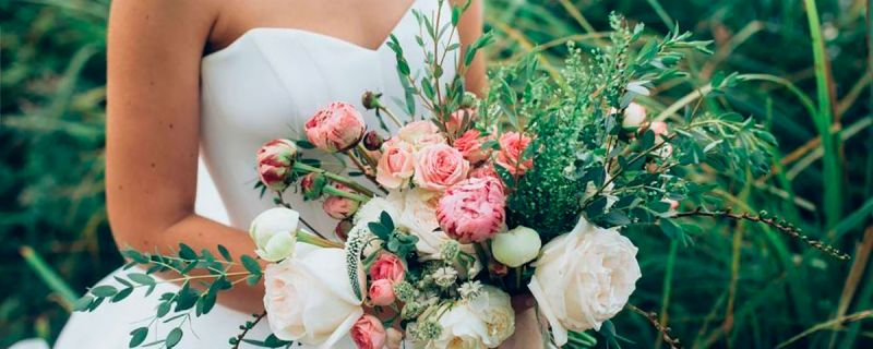 Trends in bridal bouquets
