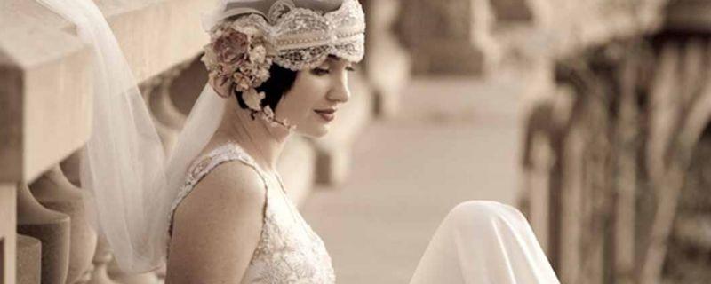 WEDDING VINTAGE LOOKS