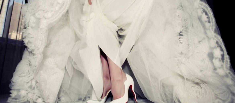 Wedding Shoe Trends