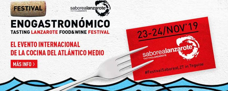 9th Edition of Saborea Lanzarote Food & Wine Fayre
