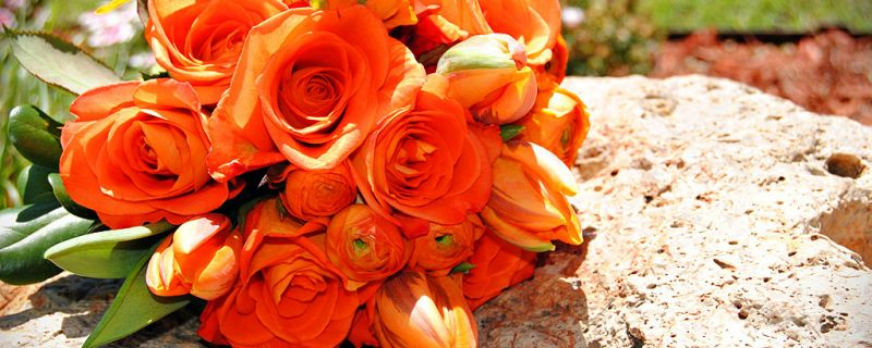 Autumn Wedding Bouquets