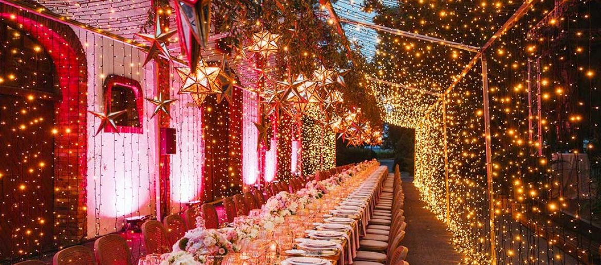 The most beautiful 2020 trends in decoration to celebrate an unforgettable wedding