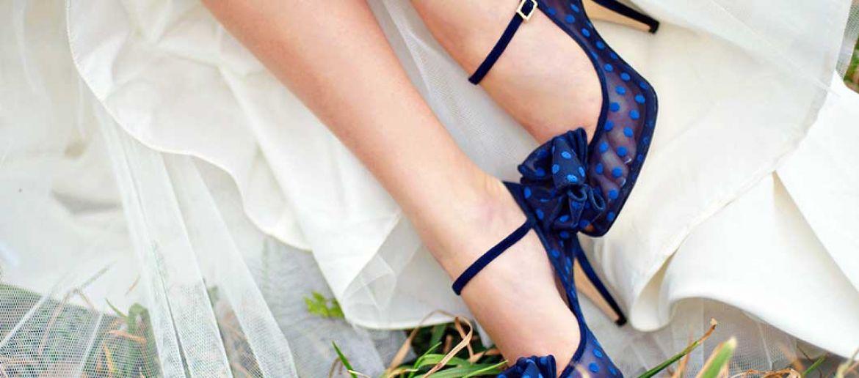 Wedding Shoe Trends 2015