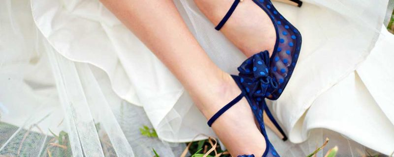Wedding Shoe Trends 2015