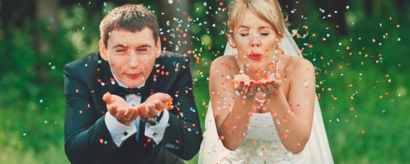 Keys to getting out of the budget on your wedding