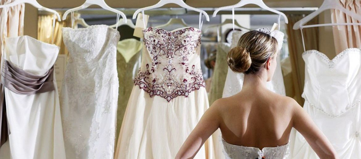 Finding the Wedding Dress of Your Dreams