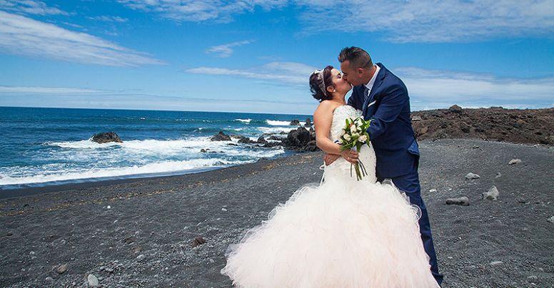 Wedding, Moraima and Juan David