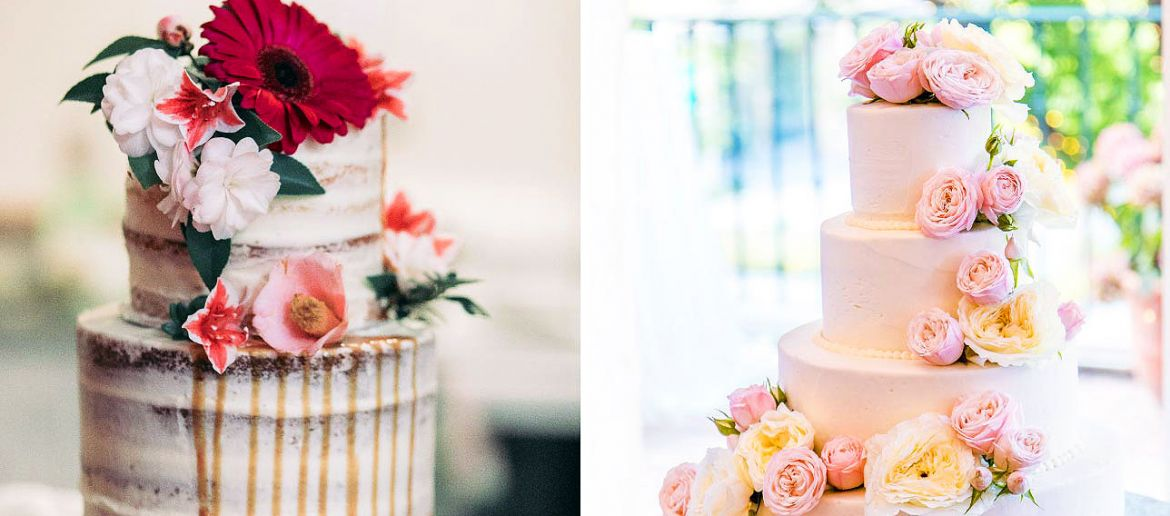 The wedding cakes of 2019