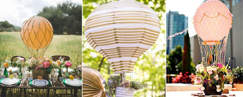 Wedding balloons for your wedding decorations