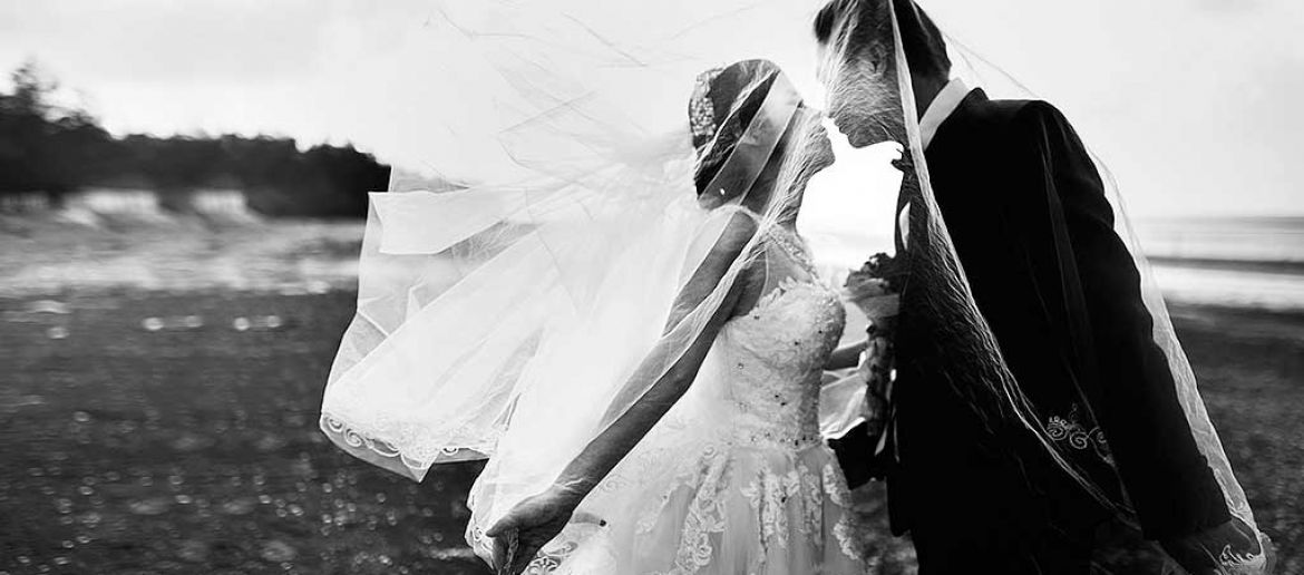 What style of veil should you wear according to your wedding dress?