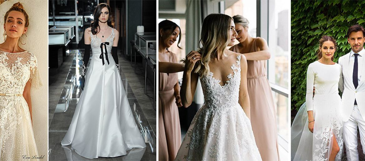 10 dresses that every bride will want to wear at her wedding