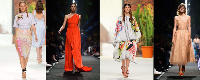 We were inspired by the catwalk in Madrid to be the perfect guest