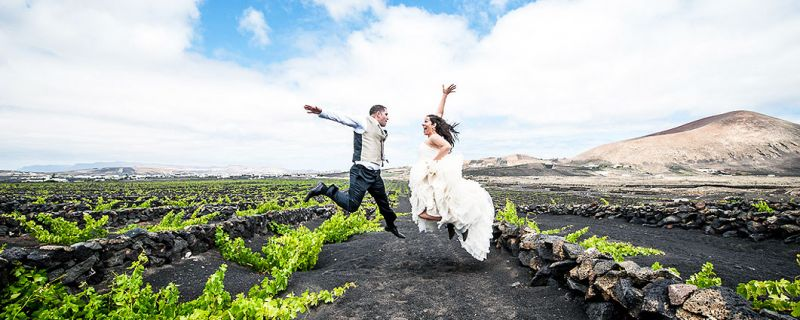 Canary Islands, the best destination for saying I Do